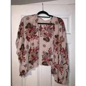 Brandy Melville Flora Kimono